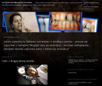 blog medyczny Zaszczyk Informacji dla Pacjenta