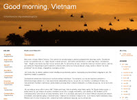 blog medyczny Good Morning, Vietnam
