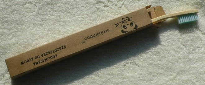 bambusowa szczoteczka