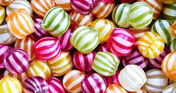 cukierki bez cukru